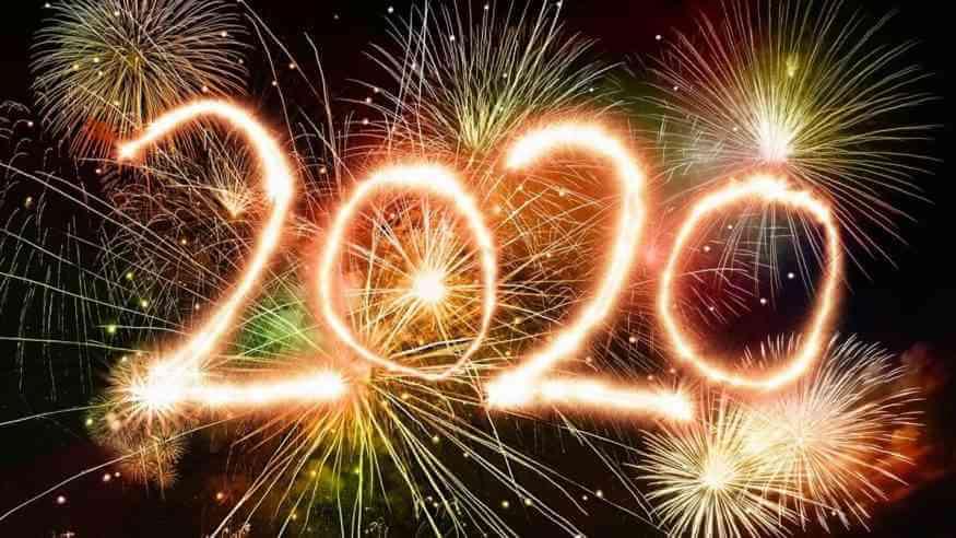 Happy 2020 New Year !