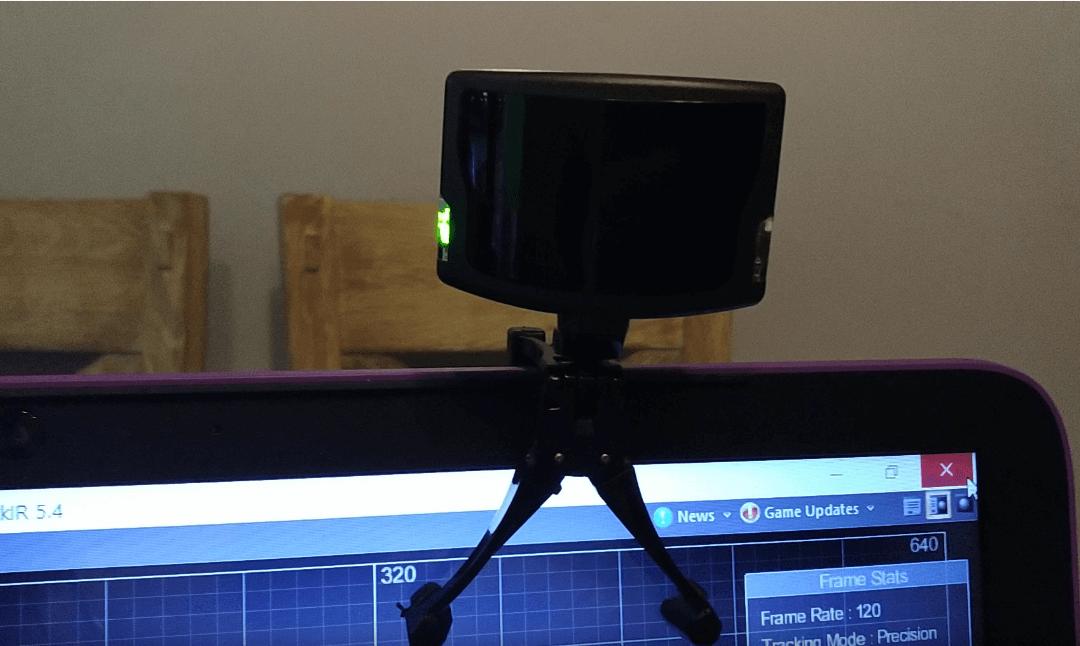 PS3 Camera vs TrackIR Camera
