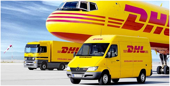 DHL Shipping now available
