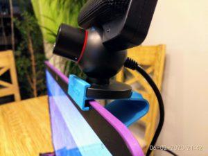 Delan Engineering PS3 Eye Camera Bracket