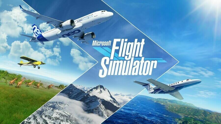 Microsoft Flight Simulator 2020 Head Tracking