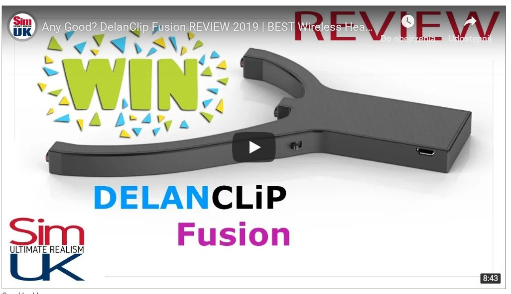 DELANCLiP Fusion for free, wooow!