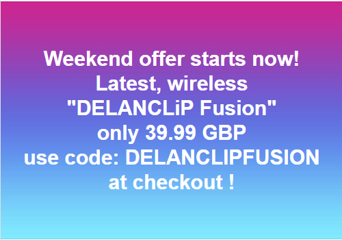 DELANCLiP Fusion at unbetable price !